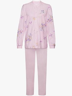 Schlafanzug - rosé