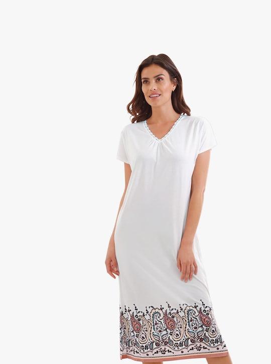 wäschepur Nachthemd - ecru