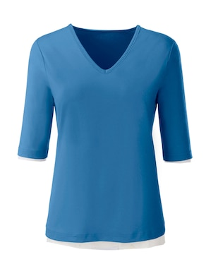 Shirt - blauw