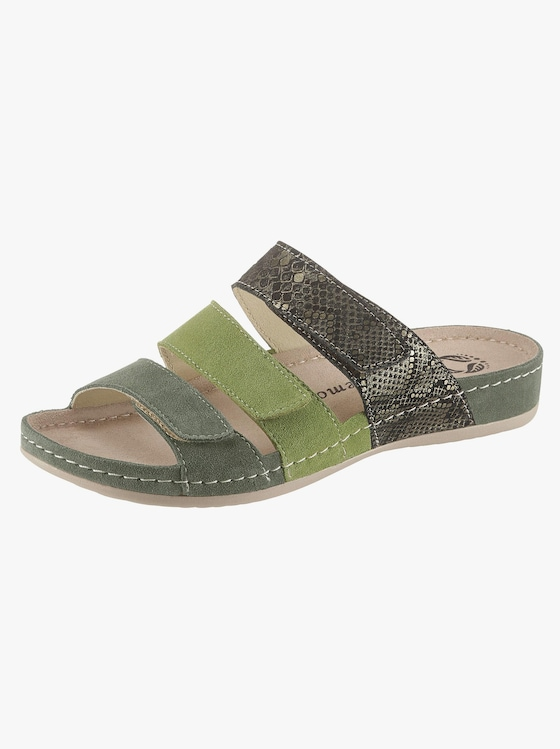 Mubb Pantolette - grün