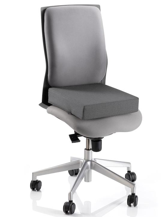Sitzerhöhung - anthrazit