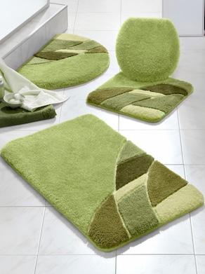 Badeteppich - grün