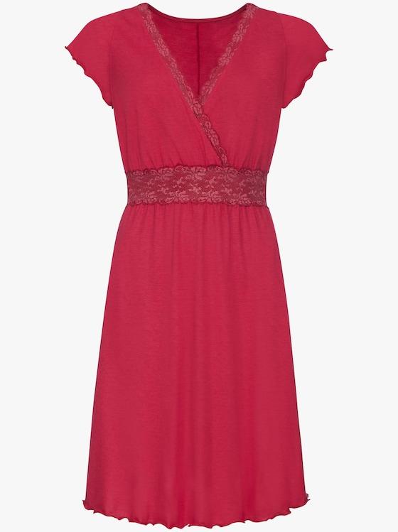 Ascafa Nachthemd - rot