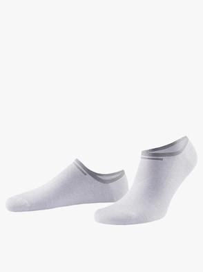 Sneakersocken - weiß