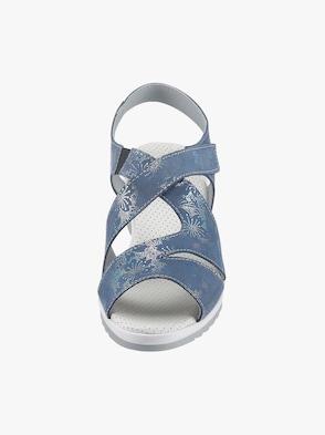 Sandale - blau