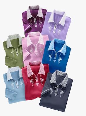 Poloshirt - violett