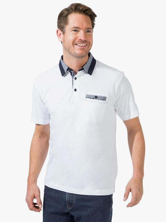 Marco Donati Tričko s krátkým rukávem - bílá