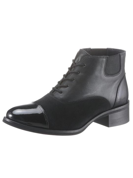 Airsoft Stiefelette - schwarz