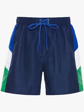 Badeshorts - marine