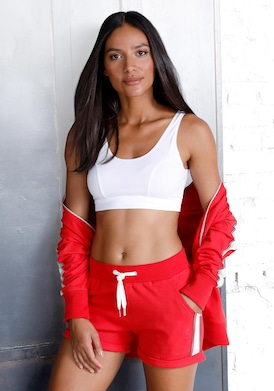 H.I.S Shorts - red