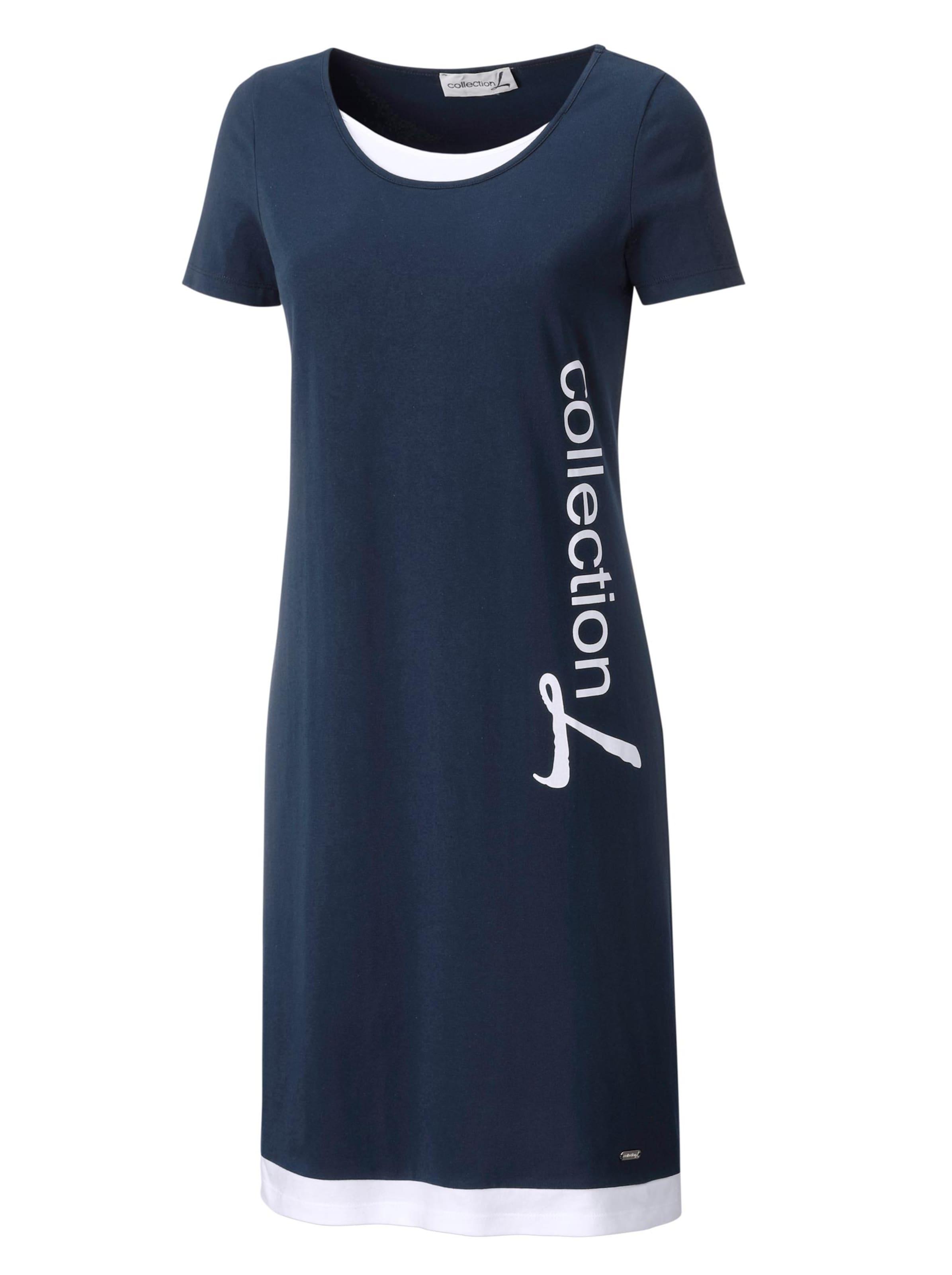 witt weiden -  Damen Tunika-Kleid marine