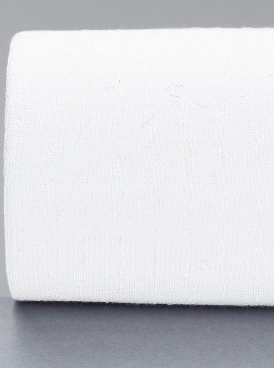 Rogo Socken - weiß
