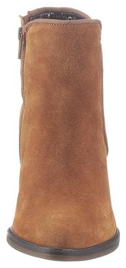 Gabor Cowboy Stiefelette - camelfarben