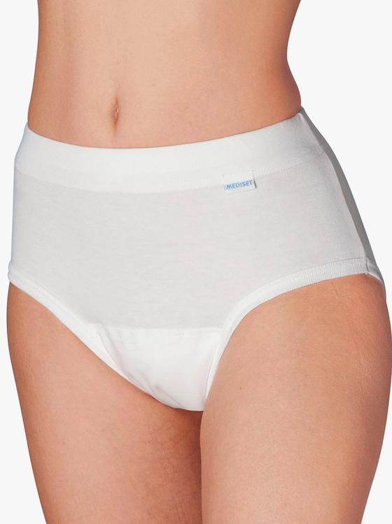 Damen-Inkontinenz-Slip - weiß