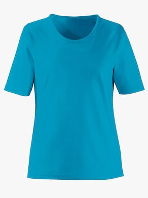 Shirt - türkis