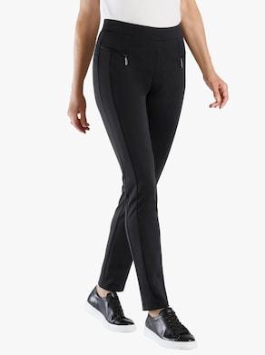 Nohavice - čierna