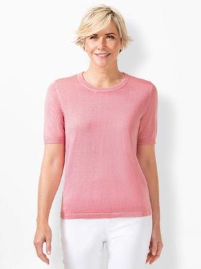 Pullover - rosenquarz