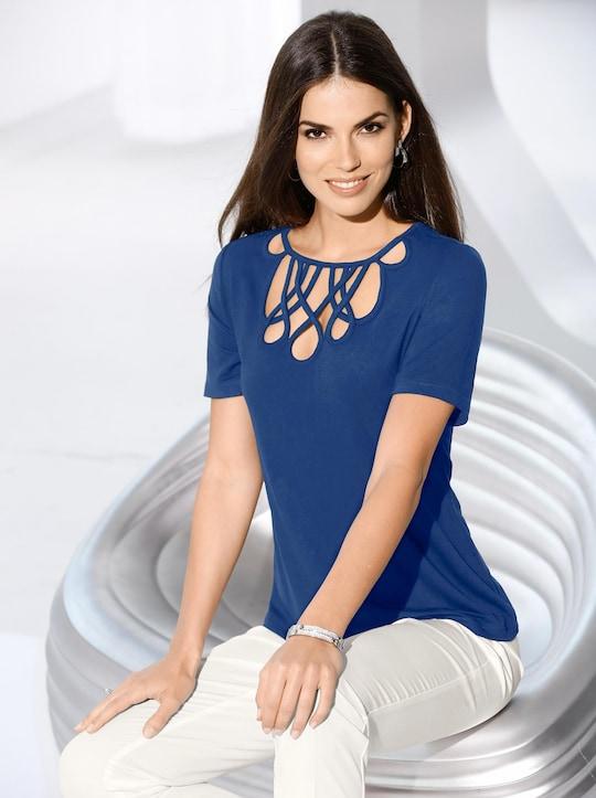 Fair Lady Shirt - royalblau