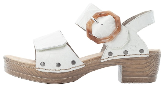 Rieker Sandalette - weiß