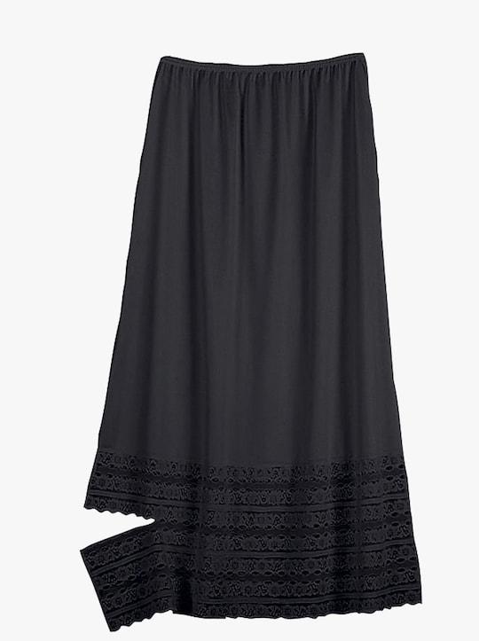 Südtrikot Spodnička - černá