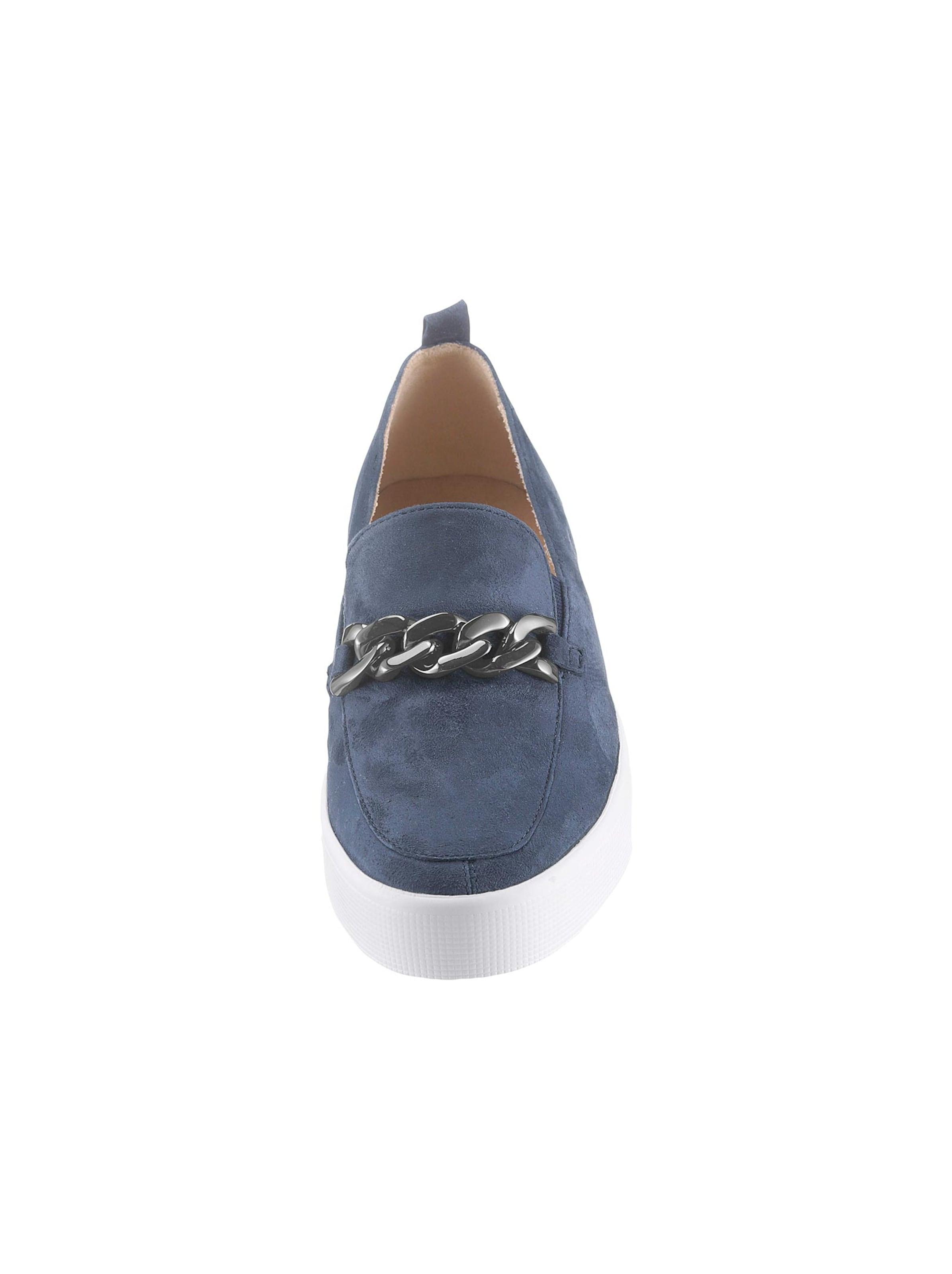 caprice - Damen Slipper blau