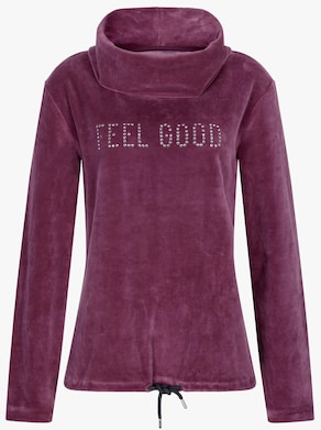 feel good Shirt - fuchsia