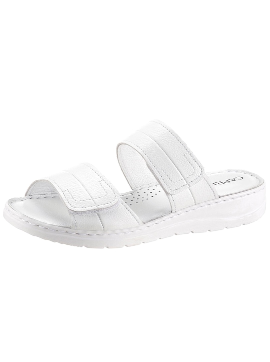 Caprice Pantolette - weiß