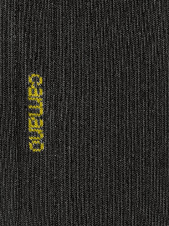 Camano Kurzschaft-Socken - schwarz