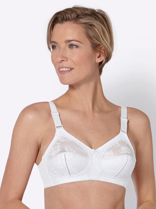 Triumph BH ohne Bügel - weiß