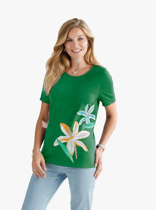 Tričko - zelená