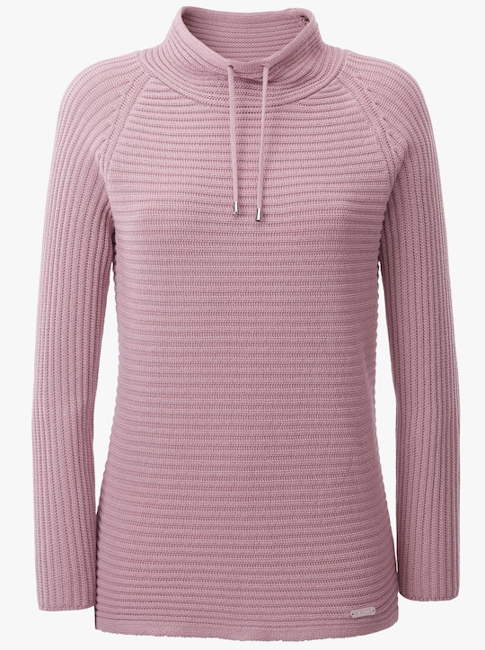 Collection L Pullover - rosé