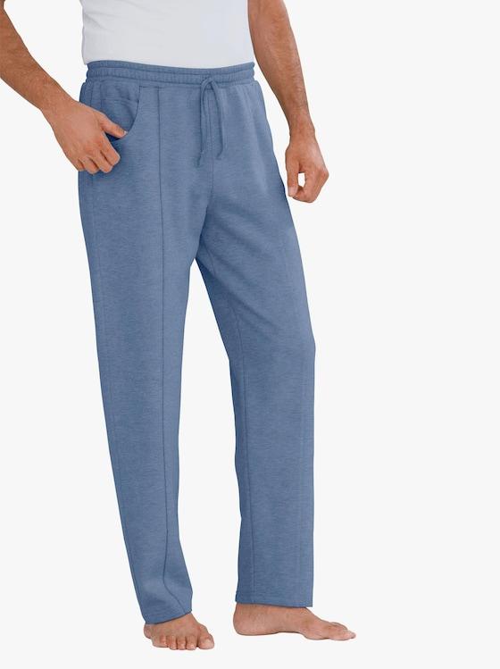 Freizeithose - jeansblau