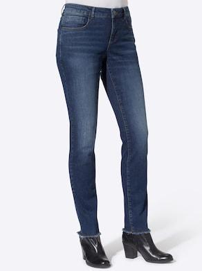 Stehmann Comfort line Jeans - dark blue used