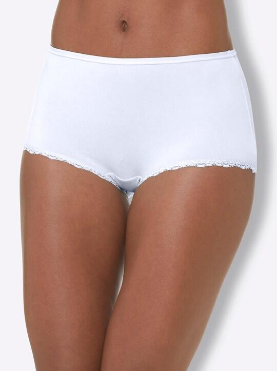 wäschepur Pants - weiß