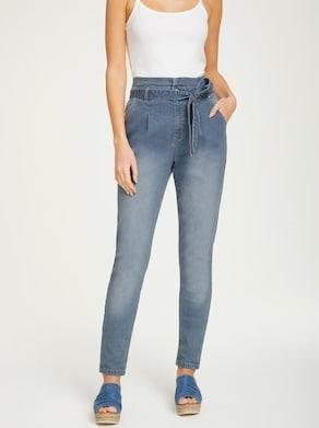 Linea Tesini Jeans - blue denim