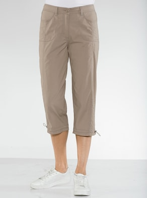 Collection L Capri-legging - taupe