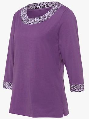 Shirt - lila