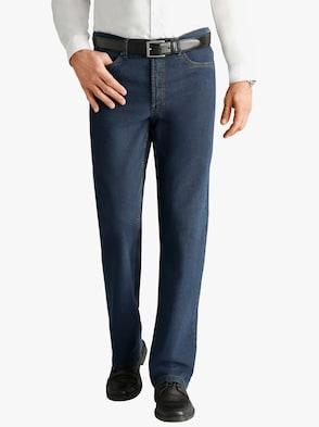 5-Pocket-Jeans - blue-stone-washed