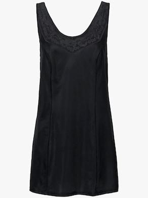 wäschepur Hemdröckchen - weiß + schwarz