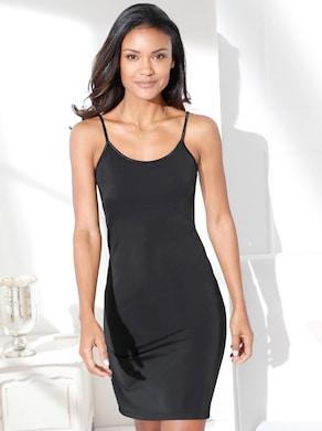 wäschepur Unterkleid - schwarz