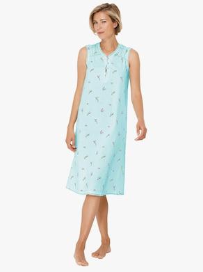 wäschepur Nachthemd - zartmint