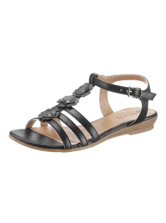 Airsoft Sandale - schwarz
