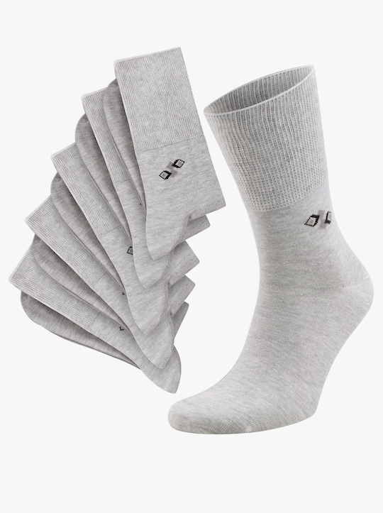 wäschepur Pánské ponožky - šedá