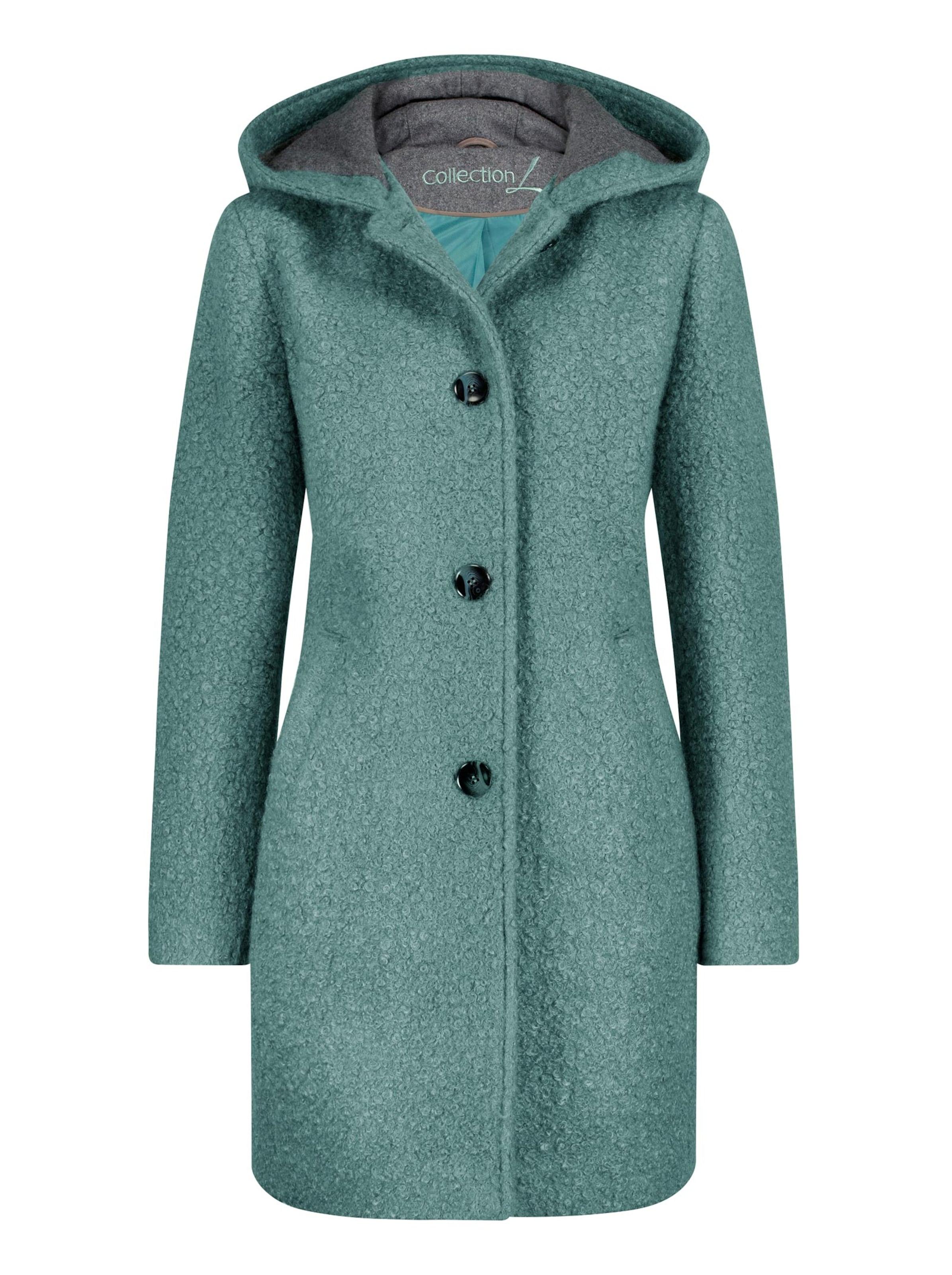 witt weiden -  Damen Jacke jade-grau