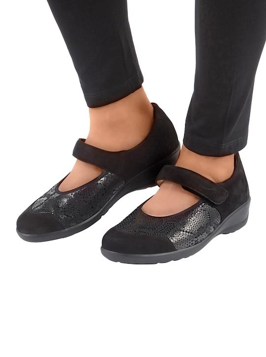Softline Ballerina - zwart