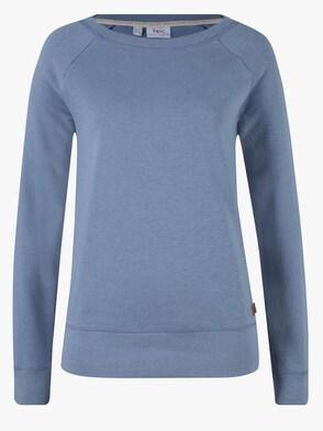 Sweatshirt - hellblau