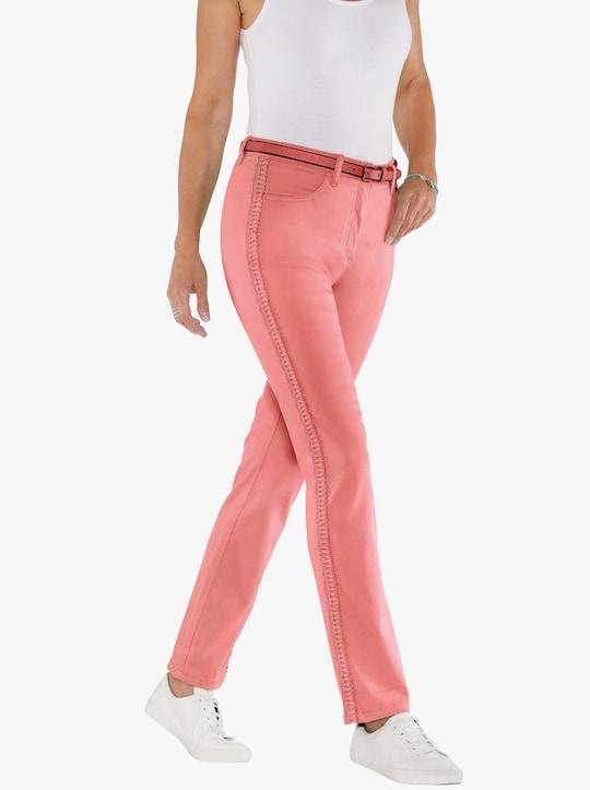 Jeans - flamingo