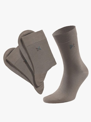 Herren-Socken - oliv