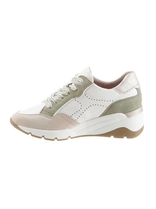 Jana Sneaker - weiß
