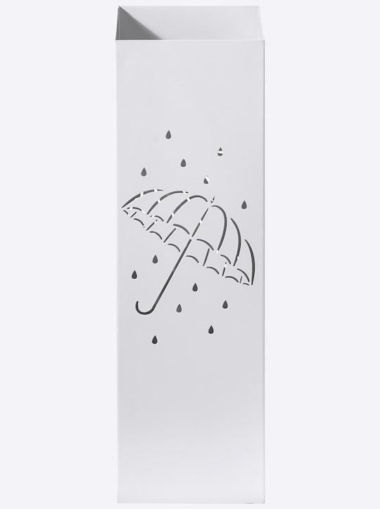 heine home Schirmständer - weiß